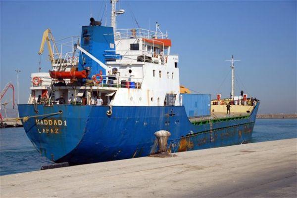 Το πλοίο στην Κρήτη είχε όπλα που χρησιμοποιεί αστυνομία και μαφία