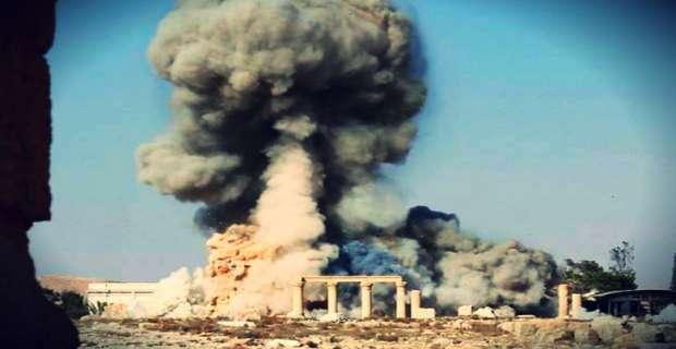 Γιατί οι τζιχαντιστές καταστρέφουν την αρχαία Παλμύρα