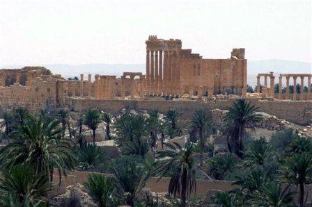 Οι τζιχαντιστές κατέστερεψαν τρεις επιτάφιους πύργους στην Παλμύρα