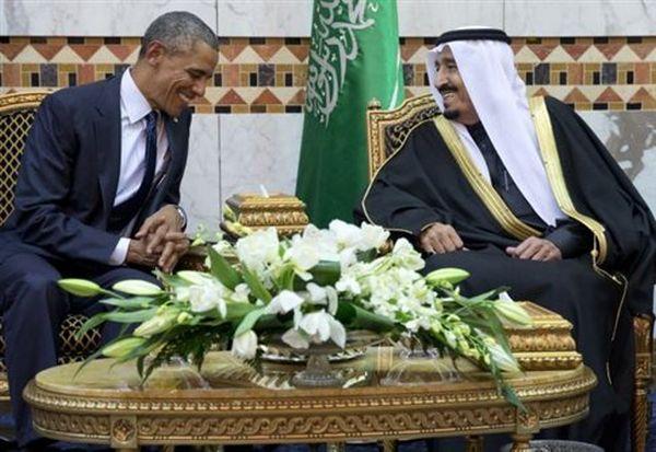 «Επίσημη πρώτη» του βασιλιάς Σαλμάν της Σαουδικής Αραβίας στον Λευκό Οίκο