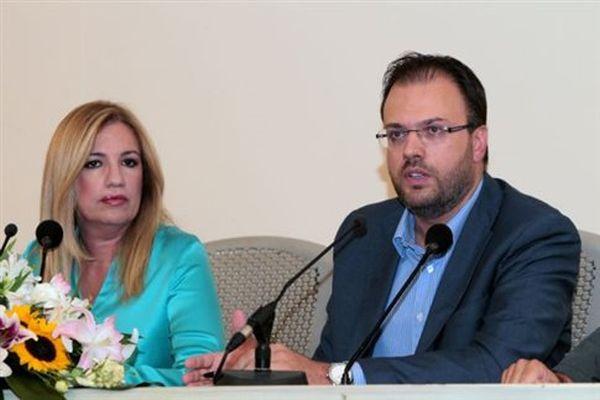 Θεοχαρόπουλος: Θα αναδειχθούμε τρίτη δύναμη στις εκλογές
