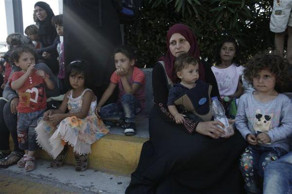 UNICEF: Σε κίνδυνο η υγεία των προσφυγόπουλων εν όψει χειμώνα