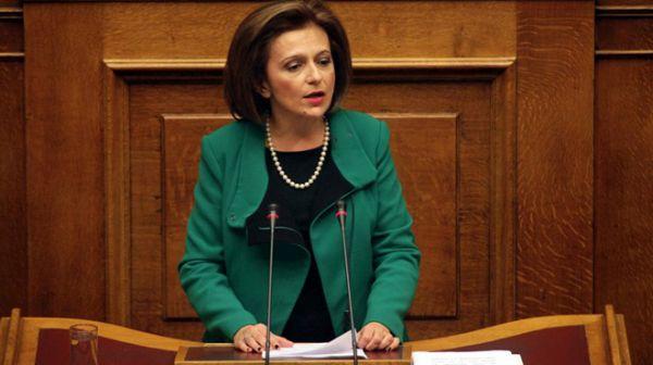 Κριτική της Μ. Χρυσοβελώνη για δηλώσεις του Κυρ. Μητσοτάκη