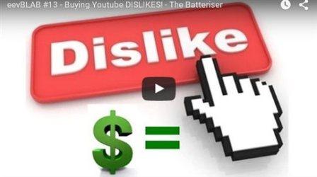 Πώς έγινε μια μαζική έφοδος με Dislike στο YouTube