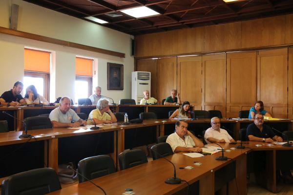 Διαβούλευση με διαδικασίες εξπρές ~ Για το τοπικό σχέδιο διαχείρισης απορριμάτων