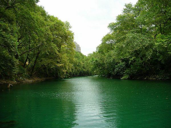 Ο Πηνειός ποταμός μέσα από τη ματιά Γερμανού ιστορικού και γεωγράφου