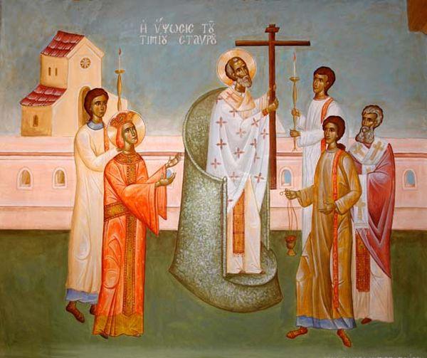Πανηγυρίζει ο Αγιος Κωνσταντίνος