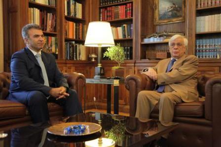 Παυλόπουλος: Ανάγκη έκτακτης Συνόδου Κορυφής της ΕΕ για το μεταναστευτικό