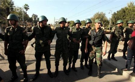 Αίγυπτος: Οι ένοπλες δυνάμεις σκότωσαν 98 τζιχαντιστές σε στρατιωτική επιχείρηση