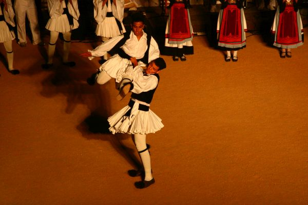 Μαθήματα χορών