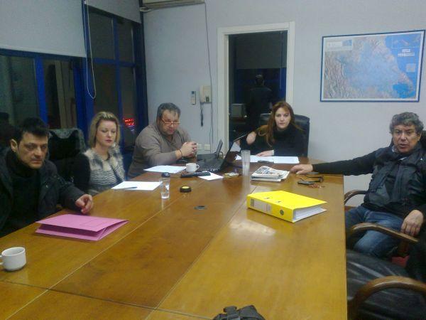 Παρατηρήσεις ΤΕΕ προς Δ. Βόλου για το πολεοδομικό σχέδιο Ν. Αγχιάλου