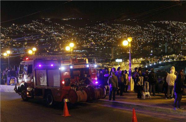 Στους 10 οι νεκροί από τον ισχυρό σεισμό στη Χιλή