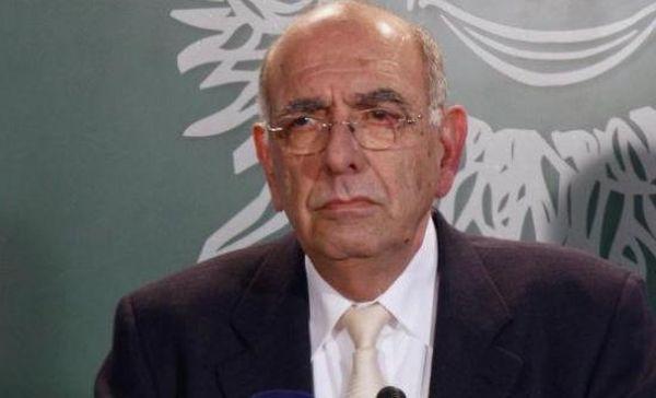 Κύπρος: Απεβίωσε ο πρώην υπουργός Αμυνας, Κ. Παπακώστας