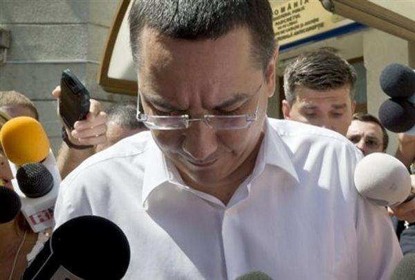 Ρουμανία: Άρχισε η δίκη του πρωθυπουργού Βίκτορ Πόντα για διαφθορά