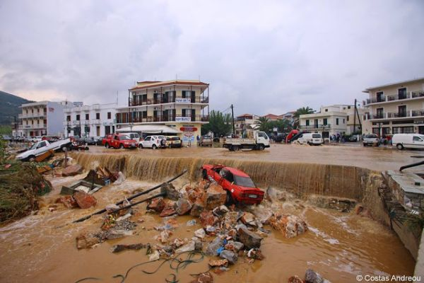 Τα κόμματα και οι βουλευτές για τις καταστροφές στη Σκόπελο