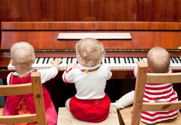 Γνωριμία με τη μουσική