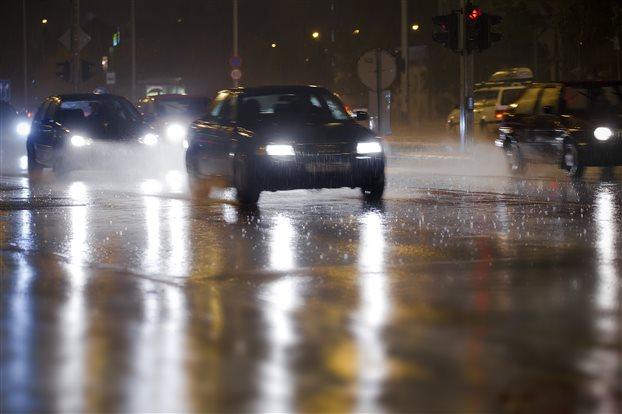 Νέα επιδείνωση του καιρού με καταιγίδες και χαλάζι Παρασκευή και Σάββατο