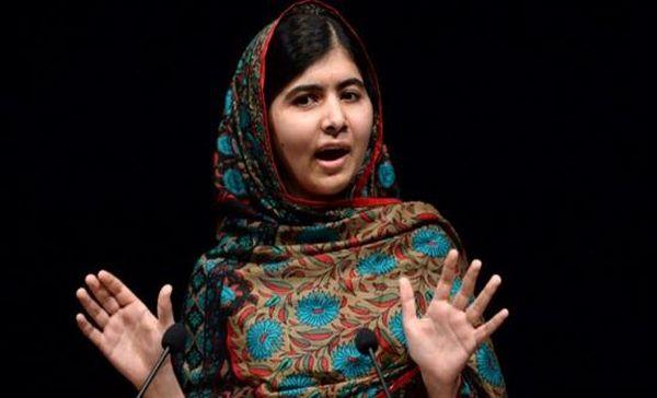 Η Μαλάλα Γιουσαφζάι για τη Συρία