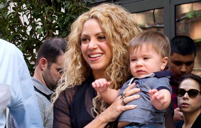 O γιος της Shakira και του Pique τρέλανε τη Νέα Υόρκη
