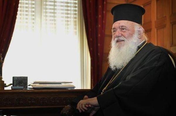Ρίχνει τους τόνους και ο αρχιεπίσκοπος για τα θρησκευτικά