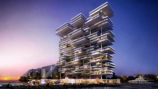Πραγματική χλιδή : Δείτε το διαμέρισμα των 32 εκατ. λιρών του Ντουμπάι