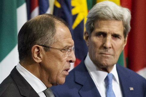Συρία: ΗΠΑ και Ρωσία ερίζουν μεν για τις επιδρομές, αλλά θα συνεννοηθούν