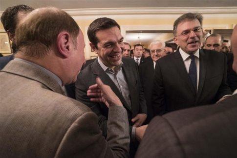 Τσίπρας προς ομογενείς επιχειρηματίες: Επενδύστε στην Ελλάδα