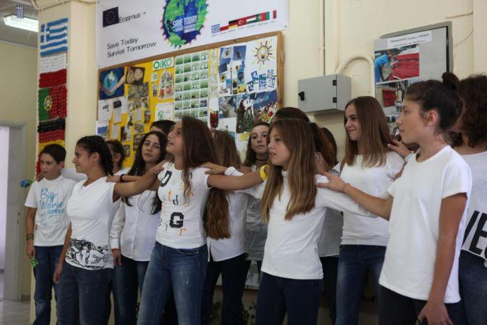 Την ελληνική φιλοξενία γεύτηκαν καθηγητές της Ευρώπης
