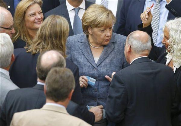 Bild: Η καγκελάριος Μέρκελ είναι φαβορί για το Νόμπελ Ειρήνης