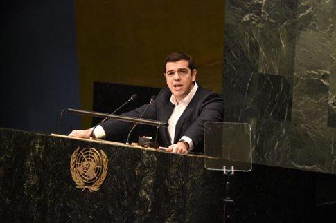 Θετικά αποτιμούν στην κυβέρνηση τις επαφές Τσίπρα στη Νέα Υόρκη