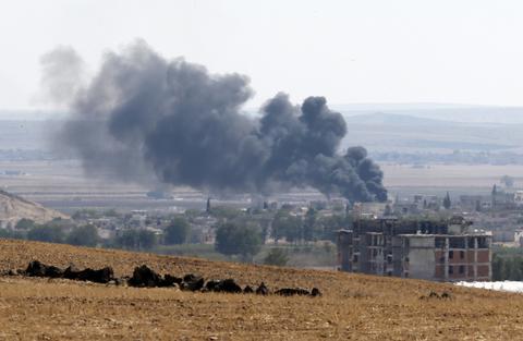 Ρωσικά «πυρά» προς ΗΠΑ: Ούτε εσείς πλήττετε μόνο τζιχαντιστές στις επιδρομές σας