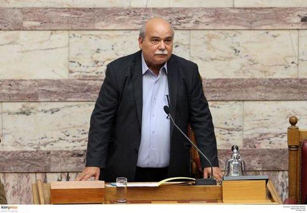 Βούτσης: Ερχεται μείωση 10% στις αποδοχές των βουλευτών