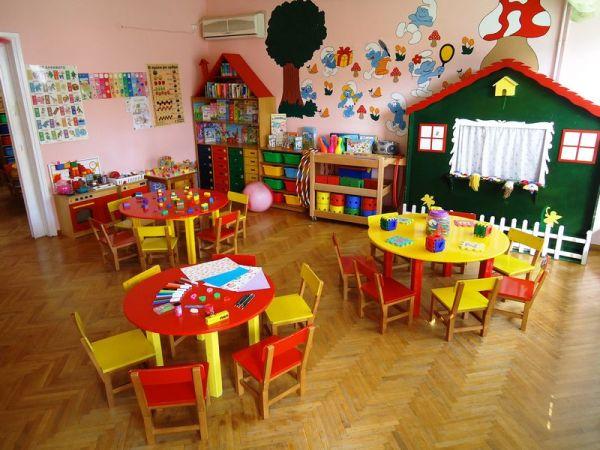 Αγιασμός στους παιδικούς σταθμούς του ΔΟΕΠΑΠ - ΔΗΠΕΘΕ