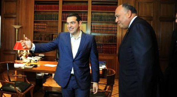 Τέλη Δεκεμβρίου στην Αθήνα ο Σίσι - προχωρά η ενεργειακή συνεργασία με την Αίγυπτο