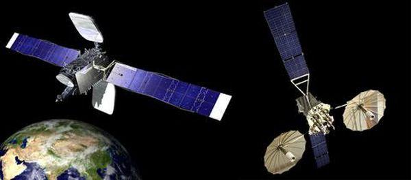 Ρωσικός στρατιωτικός δορυφόρος «πάρκαρε» ανάμεσα σε δύο αμερικανικούς