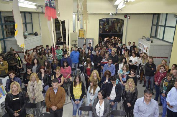 Περισσότεροι από 200 σπουδαστές στο ΙΙΕΚ δήμου Βόλου