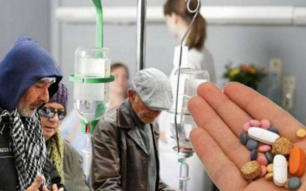 Δίπλα στους άπορους ασθενείς