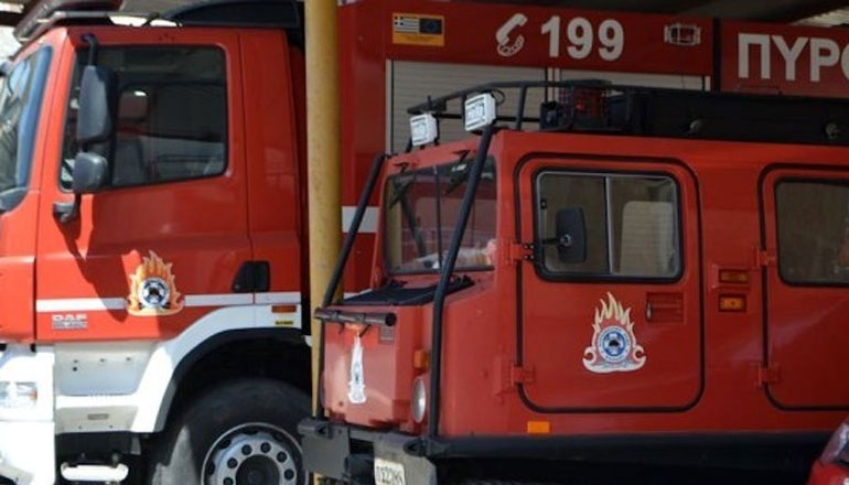 Χαλάνδρι: Περιλούστηκε με βενζίνη και απειλούσε να αυτοπυρποληθεί