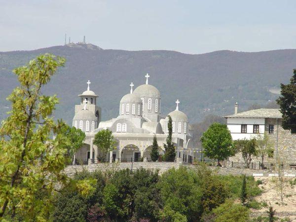 Η Τιμία Ζώνη της Θεοτόκου στη Μονή Ταξιαρχών Πηλίου