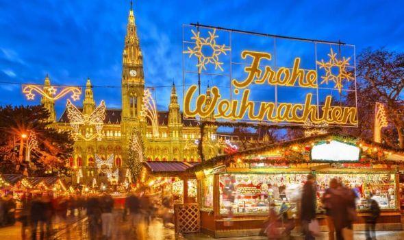 Παραμυθένιες γιορτές στην Ευρώπη: Αυτοί είναι οι πιο δημοφιλείς χριστουγεννιάτικοι προορισμοί (PHOTOS)