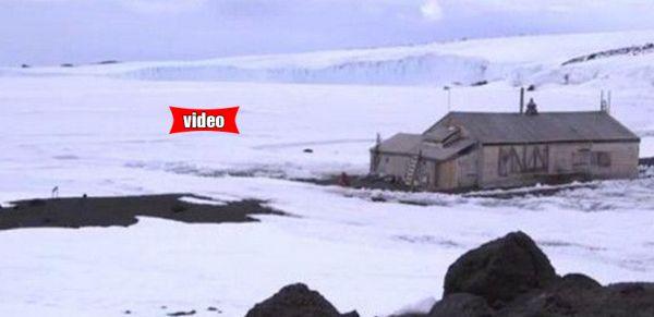 Βρήκαν ένα σπίτι στα βάθη της παγωμένης Ανταρκτικής, στους -93 °C ...