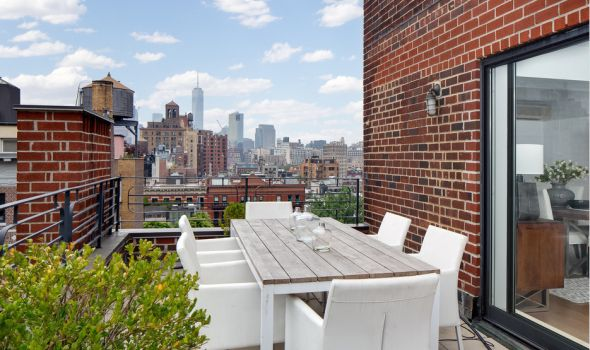 Το υπέροχο σπίτι της Julia Roberts στην καρδιά της Νέας Υόρκης