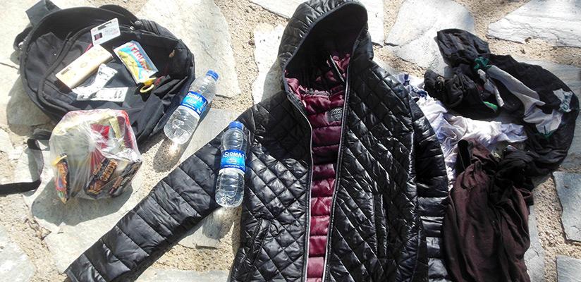 caf1f27f5f9 Παιδικά ρούχα ξέβρασε το κύμα στη Σκόπελο