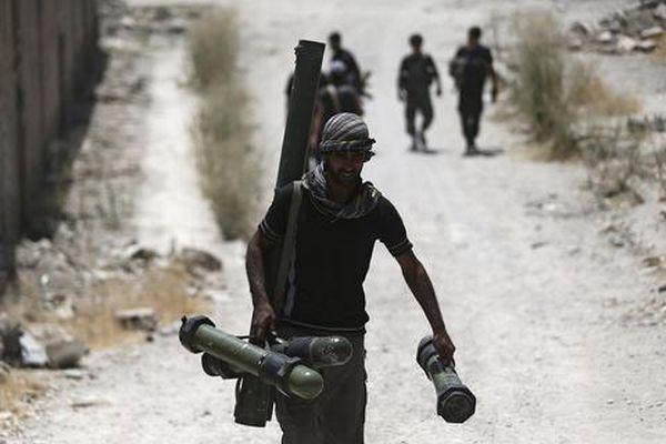Αντεπίθεση του Ισλαμικού Κράτους στα βόρεια της Συρίας