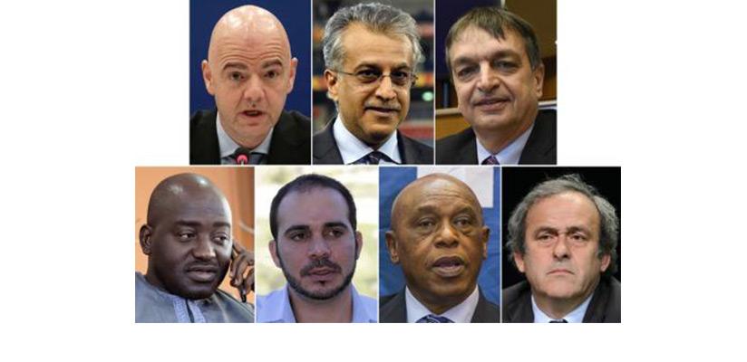 Επτά οι υποψήφιοι για την προεδρία της FIFA