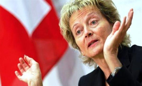 Παραιτείται η υπουργός Οικονομικών της Ελβετίας