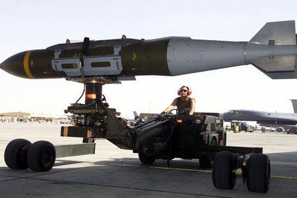 Οι ΗΠΑ πουλάνε στους Τούρκους τεχνολογία για «έξυπνες βόμβες»