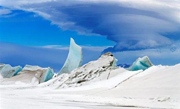 Ρεκόρ-τρύπα όζοντος πάνω από την Ανταρκτική τον Οκτώβριο