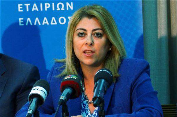 Ασκήθηκε ποινική δίωξη κατά της Κατερίνας Σαββαΐδου