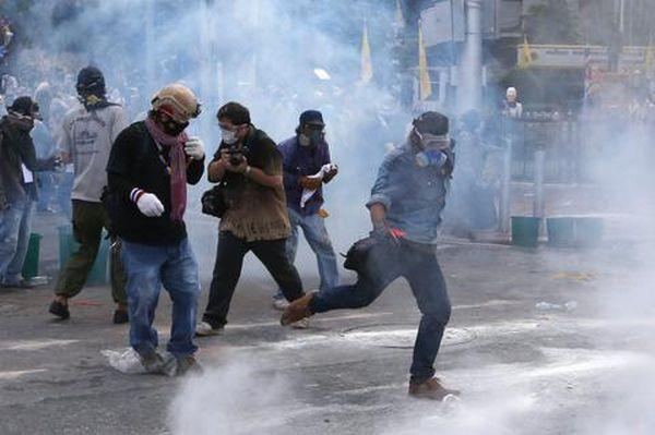 Σοκ! Βρέφος υπέστη ασφυξία από τα δακρυγόνα στη Βηθλεέμ